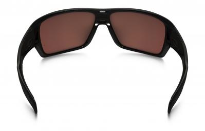 Lunettes Oakley TURBINE ROTOR Noir Marron Prizm H2O/Polarisé