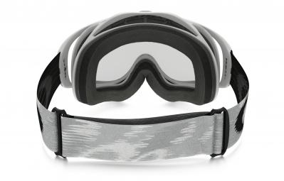 Masque OAKLEY CROWBAR MX Blanc - Transparent Réf 57-952