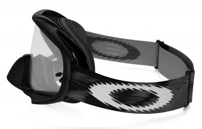 Masque Oakley CROWBAR MX Transparent Noir