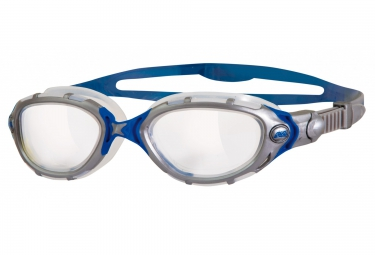 Lunettes de Bain ZOGGS PREDATOR FLEX Gris Bleu