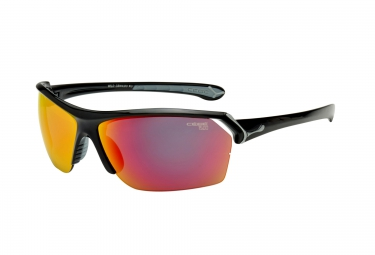 CEBE Paire de lunettes WILD Noir 1500 Gris multi (Pack de 3 verres)