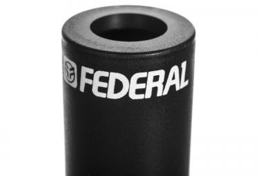 Sleeve Plastique de Peg FEDERAL Noir