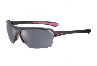 CEBE Paire de lunettes WILD Noir Mat Rose 1500 (Pack 3 verres)