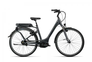 Vélo de Ville Electrique Cube Travel Hybrid Pro 400 Easy Entry Shimano Nexus 8v Noir