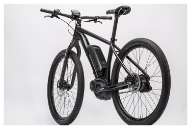 Vélo de Ville Électrique Cube SUV Hybrid Race 500 27.5'' Noir