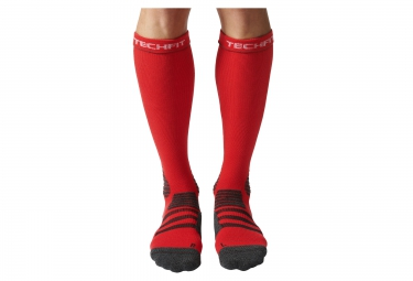 Chaussettes de Compression adidas RUNNING ENERGY Rouge