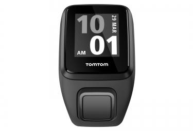 Montre GPS TOMTOM RUNNER 3 CARDIO + MUSIC + CASQUE BLUETOOTH Bracelet Fin Noir Vert