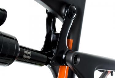 Kit Cadre SANTA CRUZ Nomad 3 Carbon Noir L + Fourche ROCKSHOX Lyrik RCT3 Solo Air 180 27.5´´ BOOST
