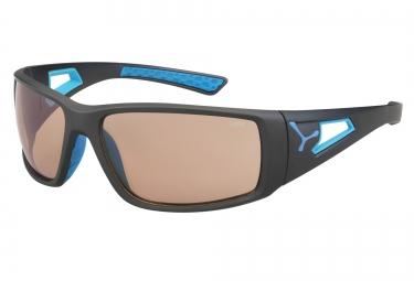 CEBE Paire de lunettes SESSION MAT Gris Bleu VARIOCHROM PERFO 1-3