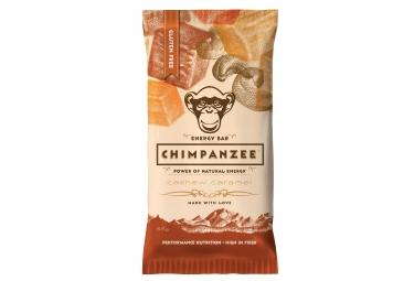 CHIMPANZEE Barre Energétique 100% naturelle Noix de Cajou Caramel 55g SANS GLUTEN
