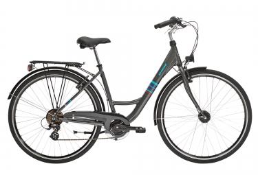 Vélo de ville GITANE BOOGIE 28´´ Gris Anthracite