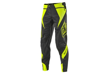 TROY LEE DESIGNS 2016 Pantalon SPRINT REFLEX Jaune Gris