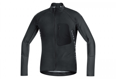 Veste Soft Shell GORE BIKE WEAR ALP-X PRO Noir