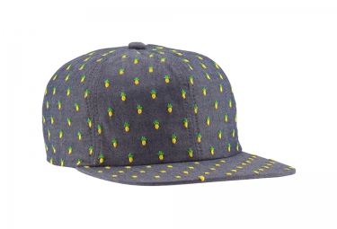 Casquette COAL THE JAMES PINEAPPLE Gris