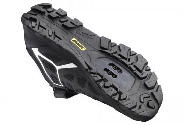 Chaussures VTT Mavic Crossride 2016 Noir