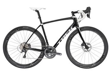 Vélo Route TREK DOMANE SL 6 DISC 2017 Shimano Ultegra 11V Noir