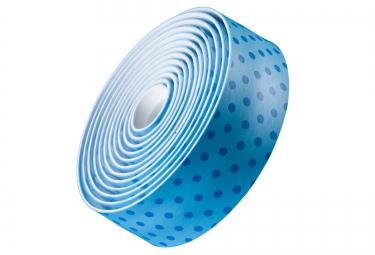 Ruban de Cintre BONTRAGER Gel Cork Pois Bleu