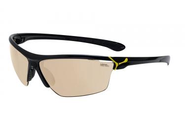 CEBE Paire de lunettes CINETIK Noir Jaune