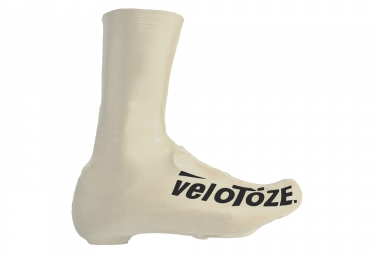 Couvres Chaussures Hautes VELOTOZE TALL Latex Blanc