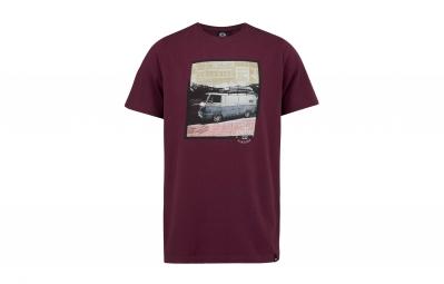 T-Shirt ANIMAL CAMPER Violet