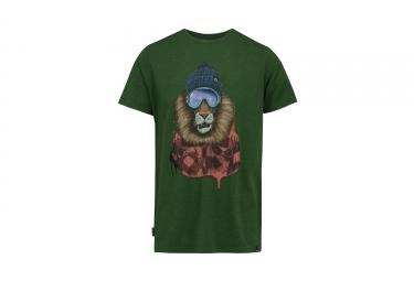 T-Shirt ANIMAL SKOAR Vert