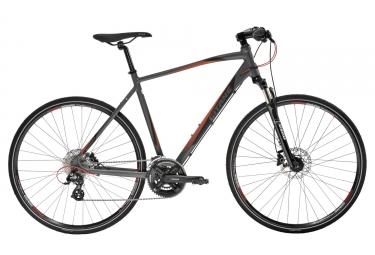 Vélo GITANE VERSO Sport 27´´ Gris Rouge