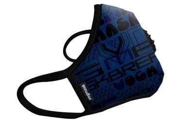 Masque Anti-pollution VOGMASK N99CV COBALT Bleu