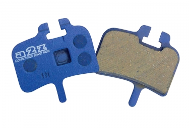 A2Z - XTOP Paire de plaquettes HAYES HFX9 Organique