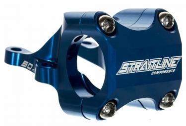 STRAITLINE Potence BOXXER Bleu 0° 50 mm