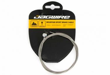JAGWIRE Cable de frein VTT Acier Inoxydable 1.5x1700mm