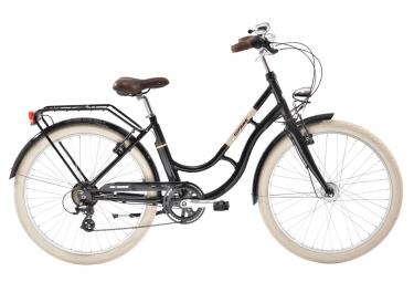 Vélo de Ville GITANE ZUMBA Noir 26´´