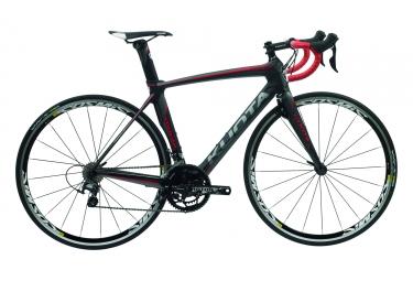 Vélo de Route KUOTA KOUGAR Shimano Ultegra 6800 11v Noir Rouge