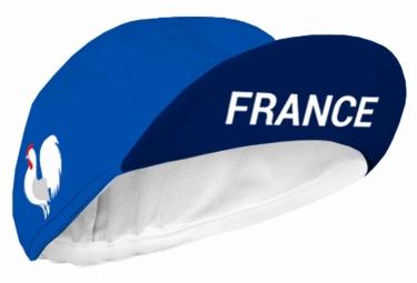 Casquette CASTELLI CYCLING Equipe de France Bleu