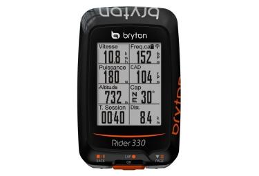 Compteur GPS BRYTON Rider 330E