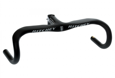 Cintre/potence Route RITCHEY Solostreem Carbon WCS 120mm Noir