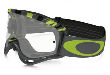 Masque OAKLEY O-Frame MX Gris/Vert Transparant OO7029-16