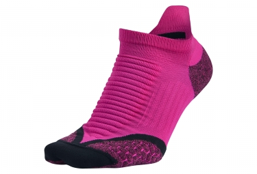 Chaussettes NIKE ELITE CUSHIONED NO-SHOW TAB Rose