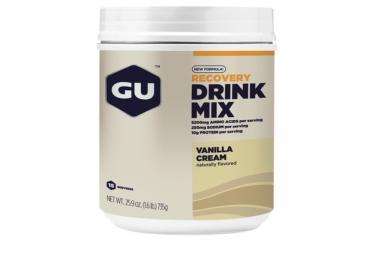 Boisson GU Recovery Drink Vanille