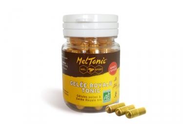 MELTONIC Complément Alimentaire GELEE ROYAL TONIC BIO 60 gélules