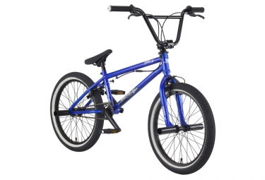 BMX Freestyle HARO DOWNTOWN DLX 20.3´´ 2016 Bleu