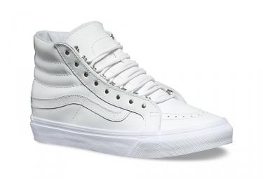 Chaussures VANS RIVETS SK8-HI SLIM Blanc