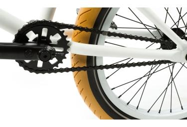 BMX Freestyle Fit Bike Co Dugan 2 LHD 20.75'' Blanc 2017