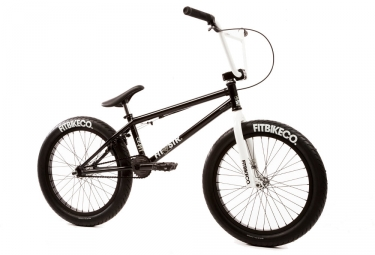 BMX Freestyle Fit Bike Co STR 20'' Noir 2017