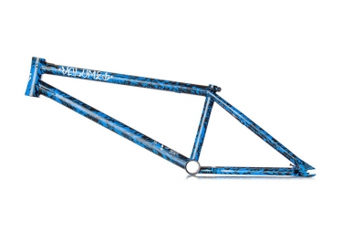 Cadre VOLUME VESSEL BROC RAIFORD SIGNATURE Blue Splatter