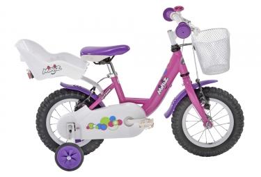 Vélo Enfant Gitane  Miniz 12'' Rose