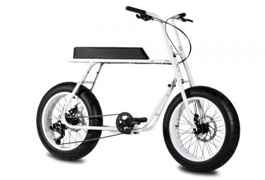 Vélo de Ville COAST CYCLES RUCKUS 20'' Blanc