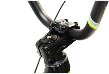 BMX Race Inspyre Evo Junior Noir / Jaune 2017
