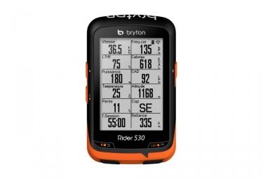 Compteur GPS BRYTON RIDER 530H