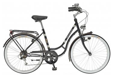 Vélo de Ville Femme Peugeot LC-21 Noir