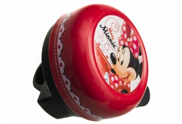 Sonnette GNK MINNIE Rouge